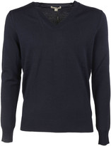 Burberry V-Neck Jumper