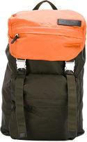 Marni dual buckle backpack
