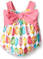 Mud Pie Baby Girls Popsicle Swimsuit 12-18 months