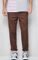 PacSun Slim Taper Crop Twill Trouser Pants