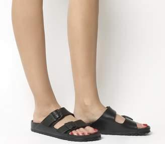 Birkenstock Arizona Two Strap Sandals Black Eva