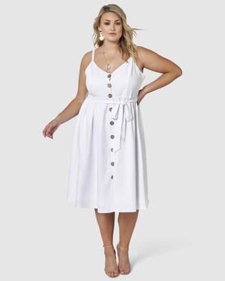 Sarah Fit Flare Dress