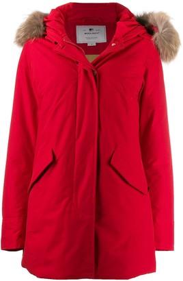 Woolrich Hooded Puffer Jacket