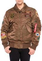 Alpha Industries Patchwork Pilot Jacket