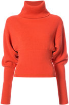 Creatures of the Wind slouch sleeves turtleneck sweater