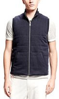 Brooks Brothers Reversible Vest.