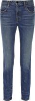 Alexander Wang Wang 002 mid-rise straight-leg jeans