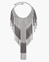 Chico's Clara Fringe Necklace