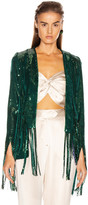 Galvan Winter Jungle Jacket in Emerald | FWRD