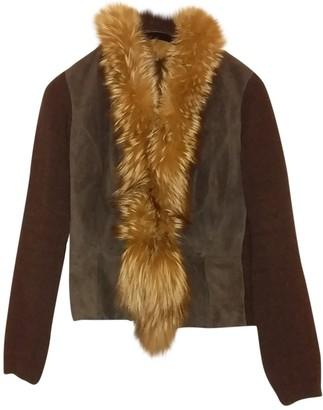 Henry Cotton Brown Wool Knitwear for Women