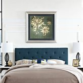 Modway Terisa Azure Fabric Headboard