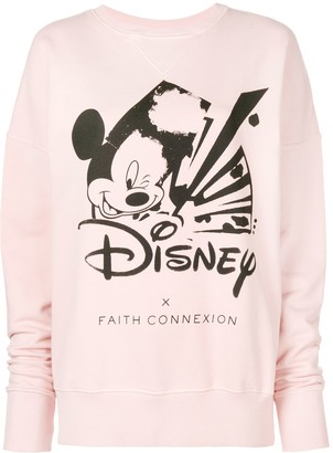 Faith Connexion X Disney sweatshirt