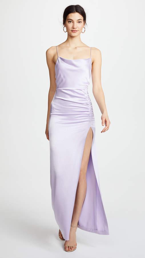 Alice + Olivia Diana Maxi Dress
