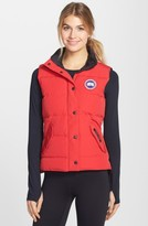 Canada Goose Women's 'Freestyle' Slim Fit Down Vest