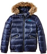 Tommy Hilfiger Girl's Jacket - Blue
