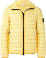 Stone Island cropped padded jacket