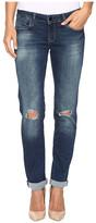 Mavi Jeans Emma in Shaded Ripped Gold Pop Star