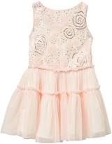 Pippa Pastourelle By And Julie Soutache Tutu Dress (Toddler Girls)
