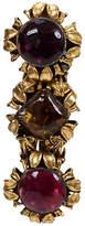 One Kings Lane Vintage Chanel 1983 Triple Gripoix Pin