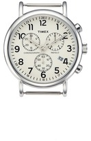 Timex WeekenderTM Chrono' 40mm watch