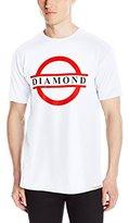 Diamond Supply Co. Men's Tube Logo T-Shirt