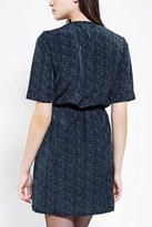 Urban Outfitters One & Only X Urban Renewal Silky Surplice Dress