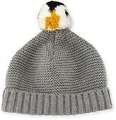 Stella McCartney Ferrey Penguin Knit Hat