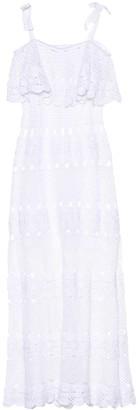 Anna Kosturova Marianne crocheted cotton dress