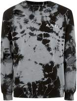 Antioch Grey Tie Dye Sweatshirt*
