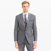 J.Crew Crosby suit jacket in heathered Italian wool flannel