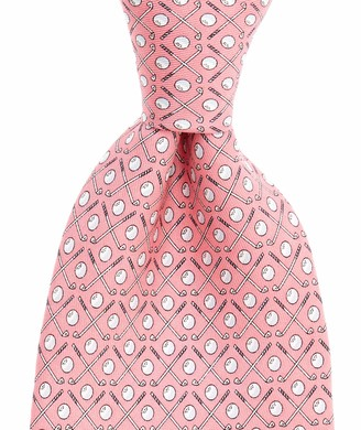 Vineyard Vines Men's Golf Clubs Necktie