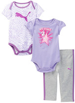 Puma Bodysuits & Pant Set (Baby Girls 12-24M)