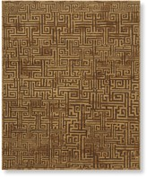 Williams-Sonoma Williams Sonoma Desert Maze Hand Knotted Rug