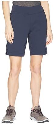 Mountain Hardwear Dynamatm Bermuda Shorts (Dark Zinc) Women's Shorts