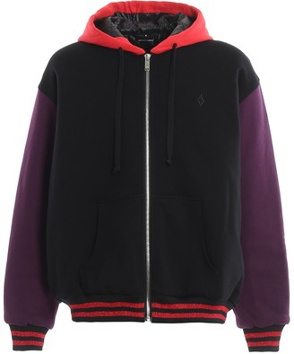 Marcelo Burlon County of Milan Wings Hooded Jacket