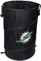 Unbranded Miami Dolphins Cylinder Pop Up Hamper