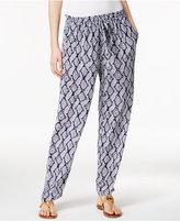 MICHAEL Michael Kors Printed Soft Pants