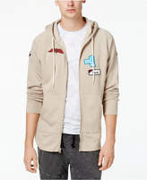 American Rag Men's Patch Hoodie, Created for Macy's