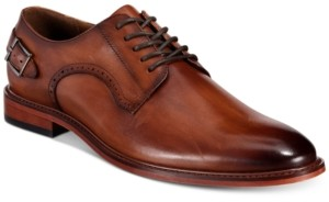 Bar III Sean Leather Lace-Up Oxfords, Created for Macy's Men's Shoes