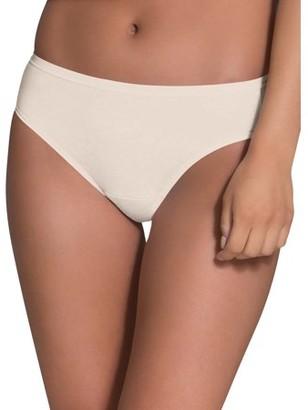 Fruit of the Loom Women's Body Tone Cotton Bikini Panty, 10 Pack