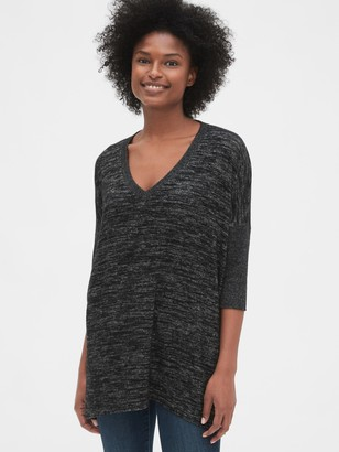 Gap Maternity Softspun V-Neck Nursing Tunic