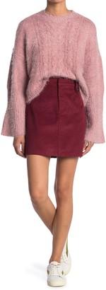 BB Dakota Cut the Cord Skirt