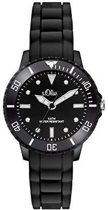 S'Oliver Unisex Watch SO-3297-PQ