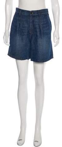 8e3fcb49e6baa Theory Linen Shorts - ShopStyle