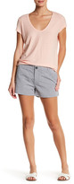 James Perse Twill Shorts