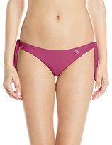 Body Glove Women's Smoothies Sash Tie Tropix Bikini Bottom