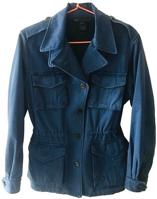Marc by Marc Jacobs Blue Denim - Jeans Jackets