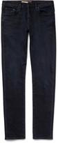 Burberry - Brit Slim-fit Washed Stretch-denim Jeans