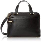 Lodis Stephanie Under Lock and Key Lauren Brief Satchel Top Handle Bag
