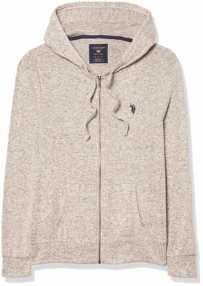 U.S. Polo Assn. Women's Zip Up Sweater